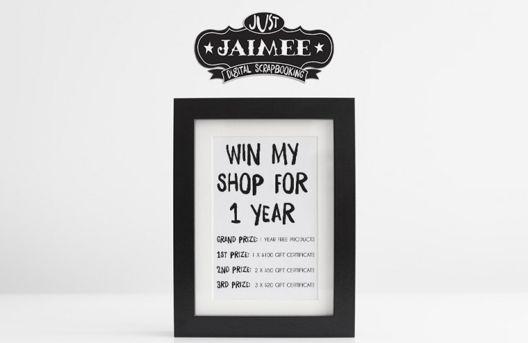 Win a 1 year access pass to my shop!