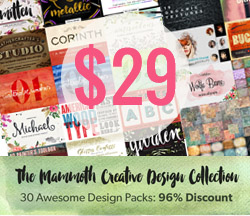 Mammoth Creative Bundle