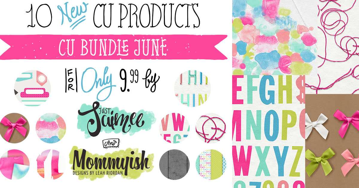 CU June Commercial Use Subscription Monthly is here!